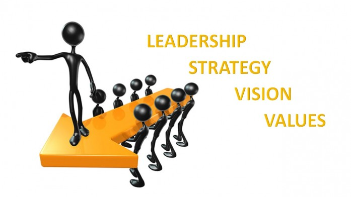 Leadership Strategy Vision Values